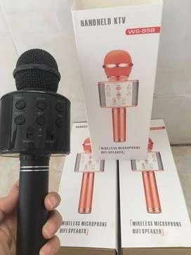 Speaker mic ws-858ppt