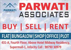 Furnished Offices / Shops For Rent in Gandhinagar