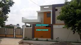 EXCELLENT , SPACIOUS NEW BUNGALOW for sale at VADAVALLI --Vinayagam