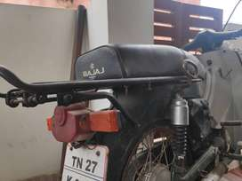 Bajaj M80 is in very good condition