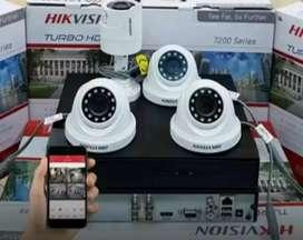 Teknisi Panggilan Pasang baru Camera cctv cimanggis depok