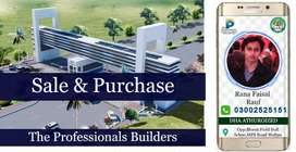 Dha BAHAWALPUR 5 Marla Installments Files