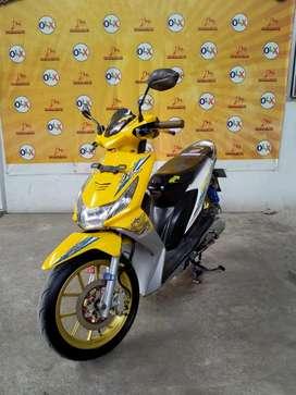 Beat Groovy Tahun 2011 DR6544TA (Raharja Motor Mataram)