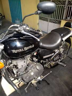 Royal Enfield Thunderbird 2017 Well Maintained