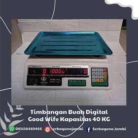 Timbangan Duduk Digital Good Wife 40 KG