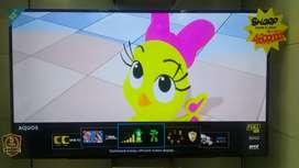 Lagi Murah BGT LED TV Sharp 50 Inch Kredit Non CC