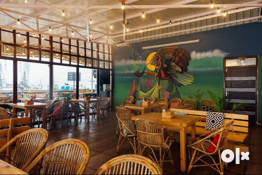 Running Restaurant - Cafe for Sale in HSR Layout Bangalore 0