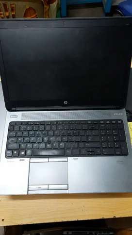 Hp Probook 600g1 core i7 gen4th with 600 gb HDD& 4 gb ram