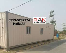 Container office prefab house porta cabin gard room toilet/washroom