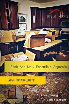 Insta packers and movers