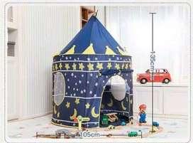 Tenda Castle Kado Mainan Kastil tenda anak model castle
