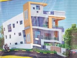 Sainikpuri yapral new 6 bhk house for sell