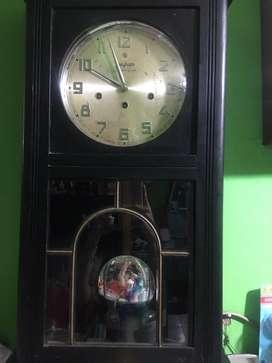 Jam antik junghans lubang 3