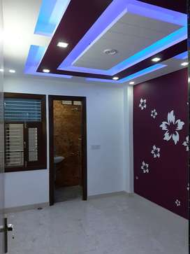 3 Bhk 90 sqyt spacious flat with lift and car parking with 90% loan