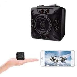 Spy Cam Hidden Cam Action Cam Kamera Pengintai SQ10 Full HD 1080p New
