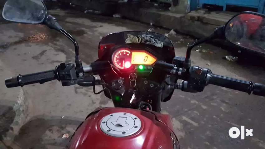 Selling bajaj pulsar 150 in a good condition. 0