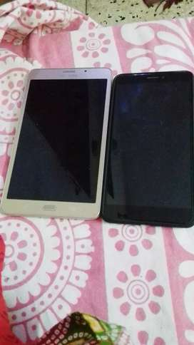 Samsung tab and mi max 2