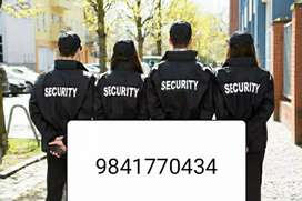 We need security guards