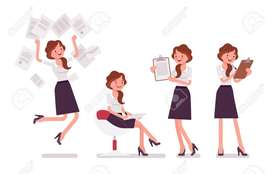 NEED FEMALE OFFICE ASSISTANTS