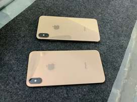 iPhone Xs Max 256gb Fresh Stock Gold Color(90 Plus Battery Health)
