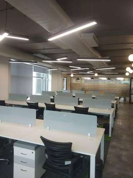 Plug N Play 30 Seater Furnished Office For Rent/Lease At New Palasiya