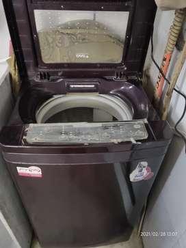 Godrej make washing machine