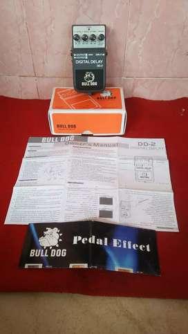 Efek Gitar Bulldog Digital delay DD-2
