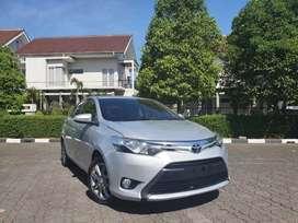 TDP 13,9 JT Toyota Vios G 2013 AT Silver Istimiewa Tangan Pertama