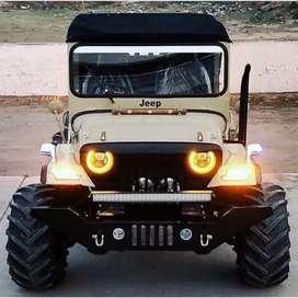 Wilise jeeps