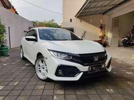 Honda Civic Turbo Hatchback Tipe S Tahun 2017 SANGAT ISTIMEWA