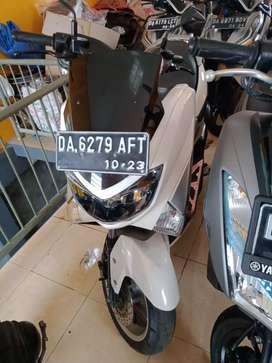 SAWO MOTOR * YAMAHA NMAX 2018 PUTIH KM 14 RIBU