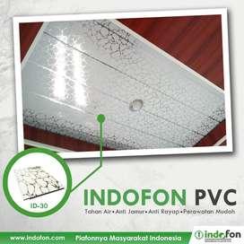 GUDANG DISTRIBUTOR PVC PLAFON MURAH DAN GUDANG PVC TERBESAR DI JOGJA