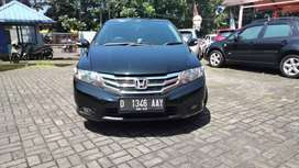 Honda city E 1.5 AT 2013