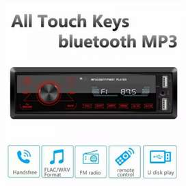 Tape Audio Mobil MP3 Media Player Touch Screen FM Radio Bluetooth