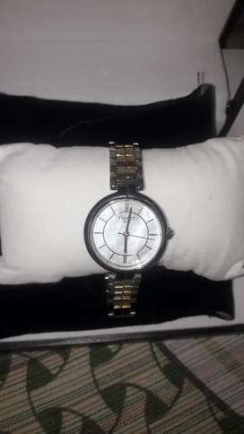 Swiss Tissot watch