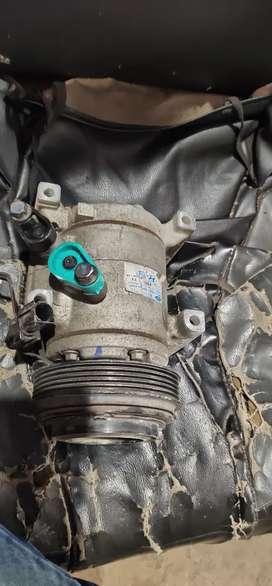 I10 Grand petrol AC compressor