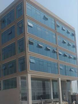 16 Marla Ground Mezzanine For Rent In DHA Phase 6.
