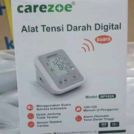 Tensimeter Digital Carezoe BP102A