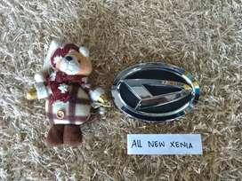 Minggu buka Sale Logo ori depan All new Xenia mantull gan