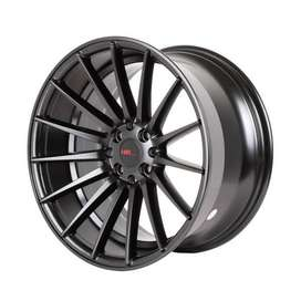 jual  velg mobil original hsr wheel ring 17 untuk agya ayla calya brio