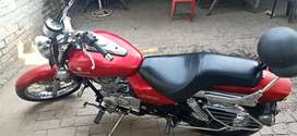 220 CC single hand driven in a good condition