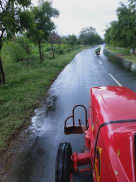 Tractor with good condition
