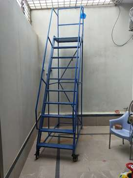Ms stair height 8Ft