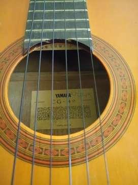 Gitar klasik yamaha cg 40 ori