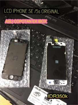Lcd iphone all tipe original apple ex ibox