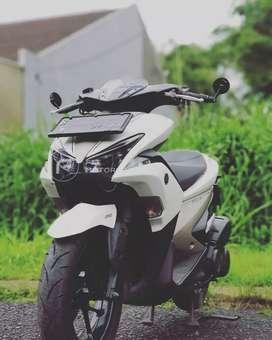Yamaha Aerox S 155 Tahun 2018 Superb Condition LOW KM 3xxx