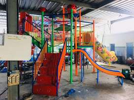 AF promo  Waterboom air playground pancingan elektrik ikan