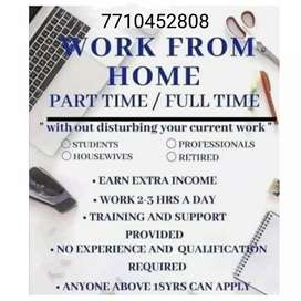 Simple ad posting jobs for housewives