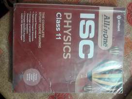 Isc class 11th physics All in one ( arihant publication)