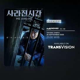 Paket antena Transvision HD Magelang murah cuma 420rbu 6bln